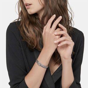 BRAND NEW John Hardy modern chain diamond bracelet